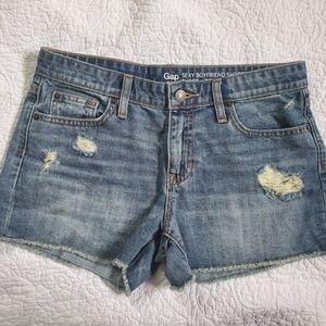 Gap sexy boyfriend shorts :)